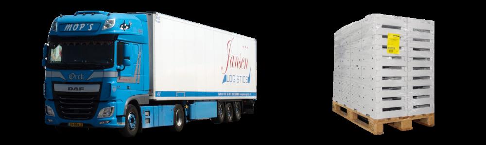 New website for Jansen Logistics